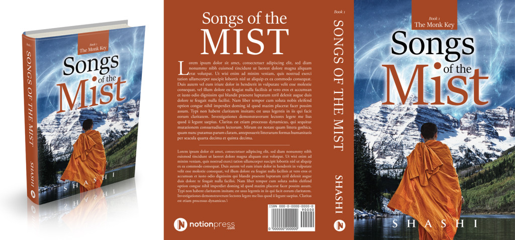 Songs of the Mist Cover Page